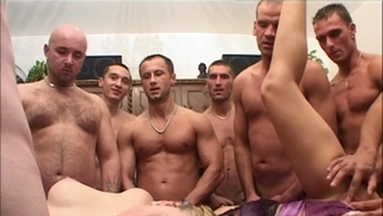 PEE AND FUCK / Piss And Fuck No.12-Scene 2 Extreme Pee And Sperm Gang-Bang