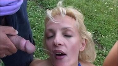 PEE AND FUCK / Piss Swallow And Fuck Edina-Bea-Hans