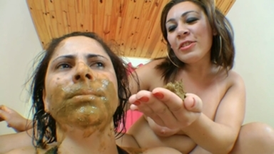 SCAT INTO MOUTH / Scat Milf Domination  2