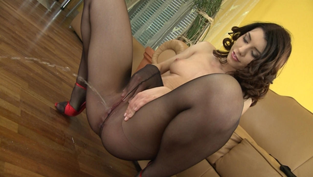Lovely pantyhose
