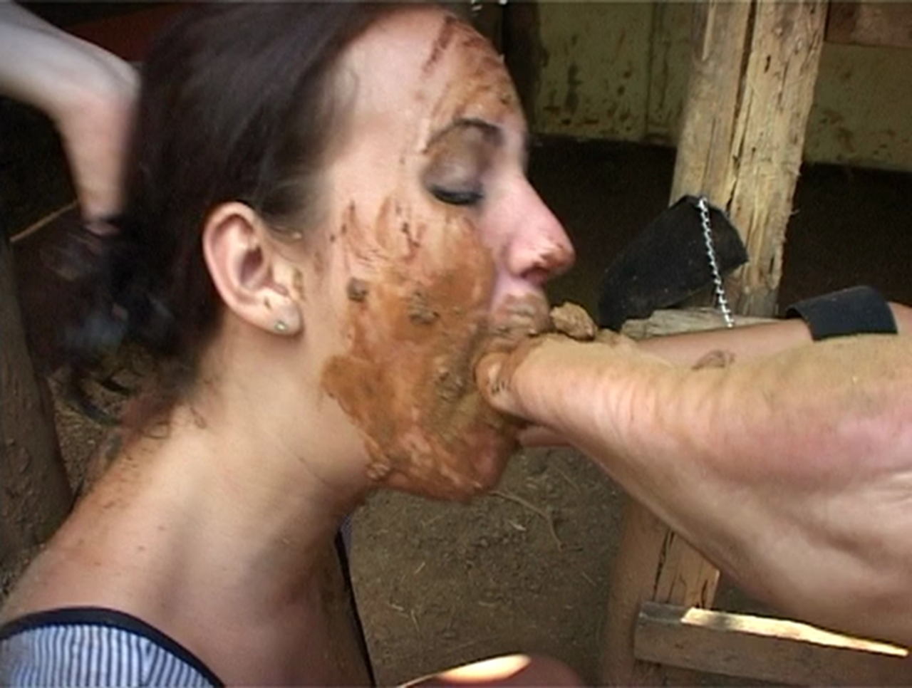 image Brazilian pussy licking slave this new