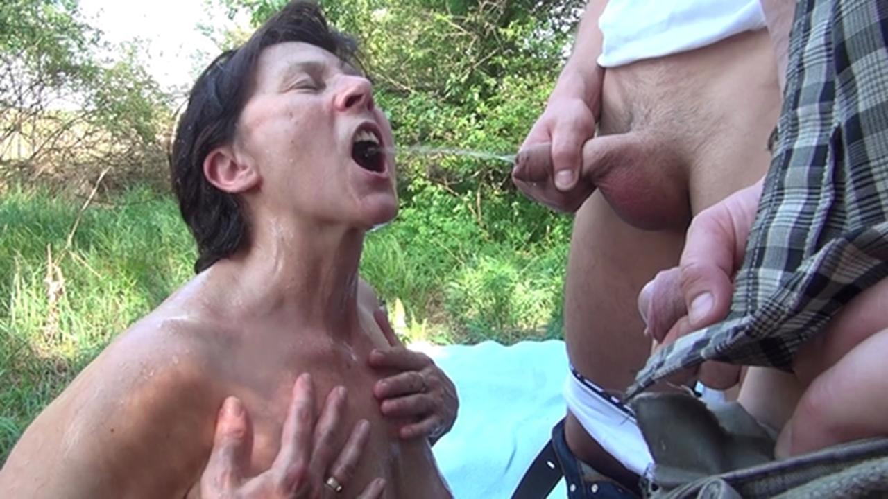 oma porno video