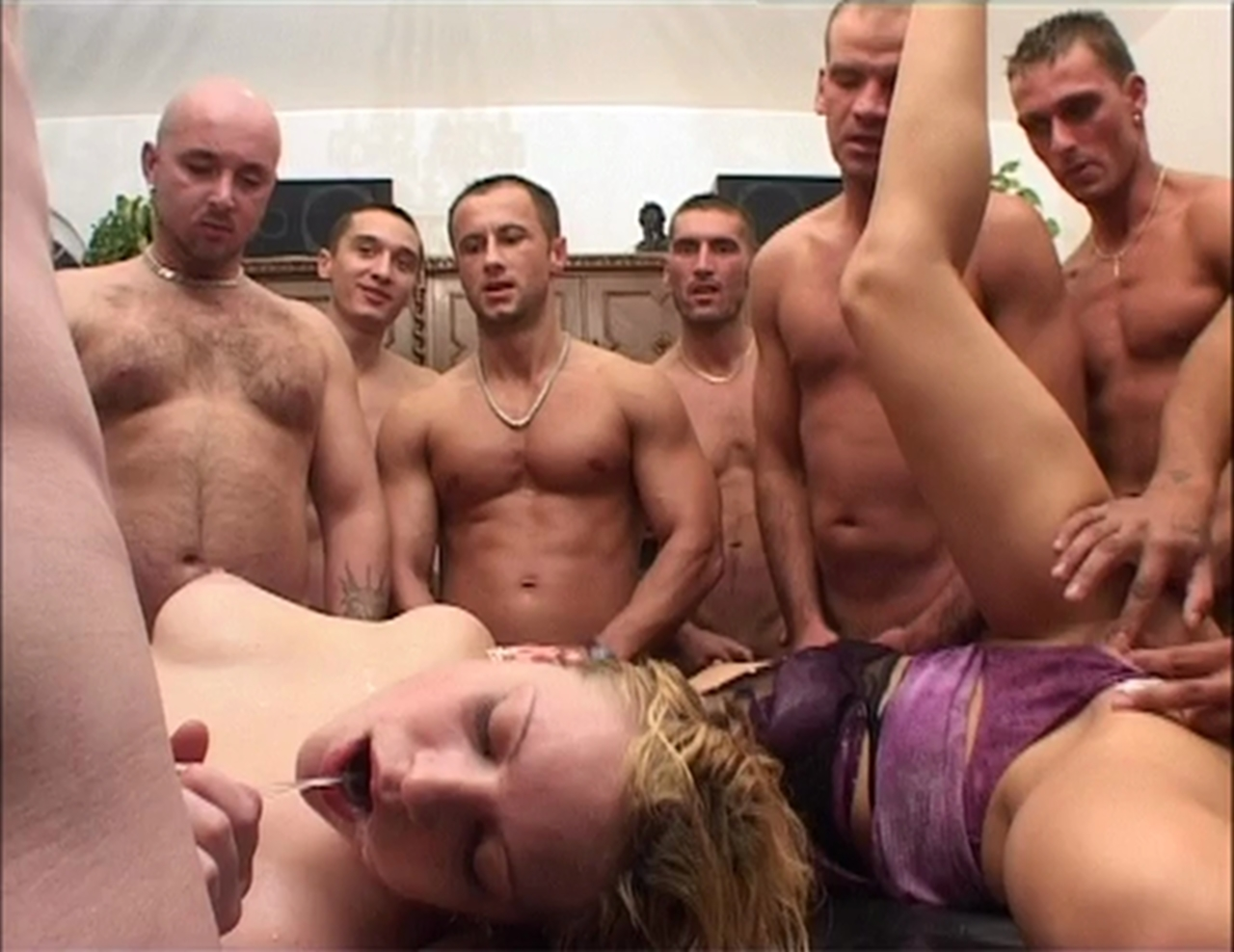 Extreme gang bang xxx compilation did you 7