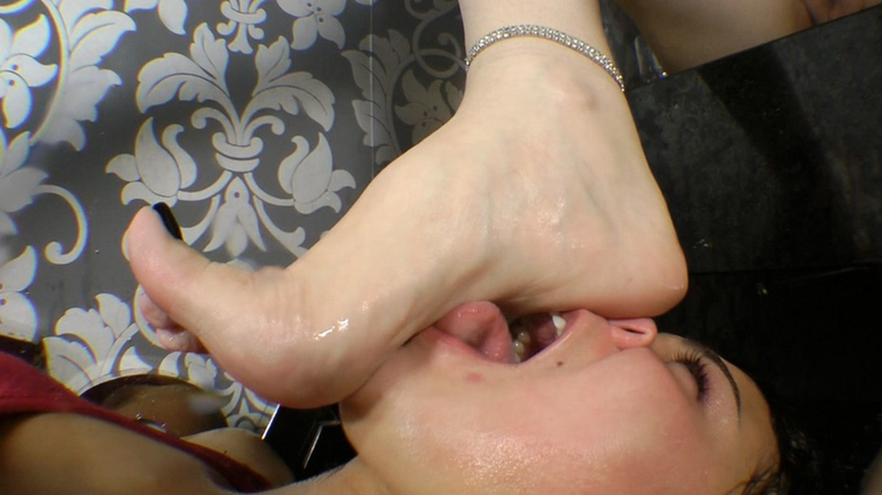 Dirty feet domination xxx this is our most 2