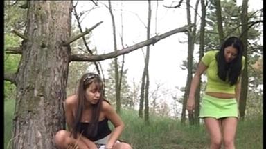 PANTY SCAT GIRLS / Panty Scat Girls -Gaby-Detty