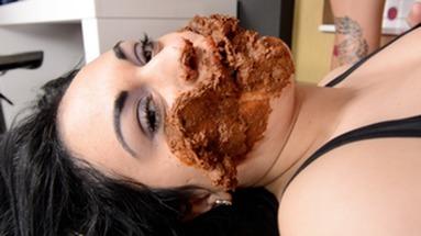Scat Top models No.5 - Lesbian Scat Orgasmus - Real Cinema Line