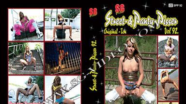 STREET AND PANTY PISSER / Street and Panty Pisser No.92