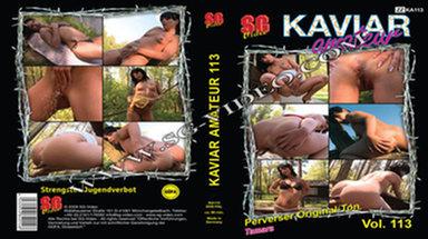 KAVIAR AMATEUR / Kaviar Amateur No.113