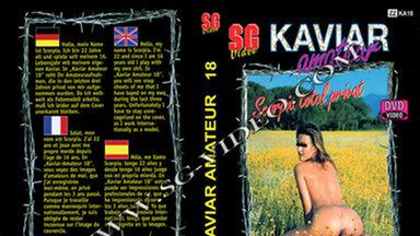 KAVIAR AMATEUR / Kaviar Amateur No.18