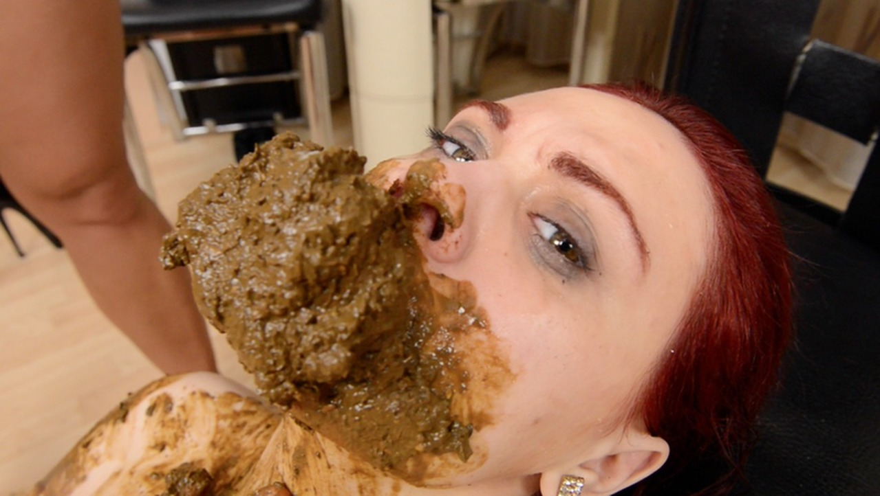 Eat my Scat Bitch!  Perversions Scat Videos  Page 6