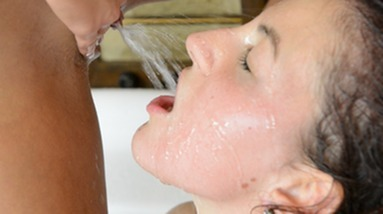 PISS AND SWALLOW / Swallow My Pee And Spit Or i Slapp Your Fucking Face