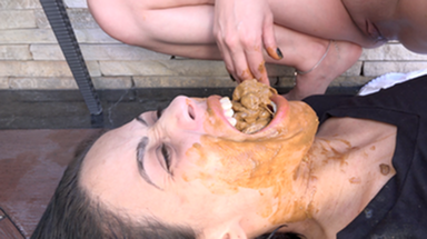 Scat Top Model - Eat My Model Scat By Demi Lilith And Bianca