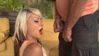 Extreme Pee And Fuck Swallow With Top New Girl Cat In Her First Movie