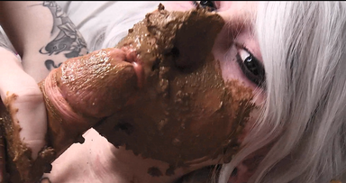 Scat Swallow Extreme Big Shit By Black Eyes Demon Betty
