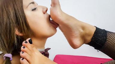 Scat Students Top Girls - Eat My Scat Little Student