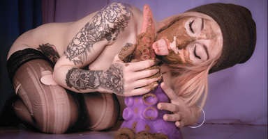 Erotic Scat Mastrubation By Top Babe Betty