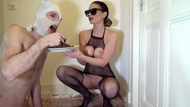 COOPERATE SCAT GIRLS / Eat My Elegant Luxurious Scat By Top New Babe Lila